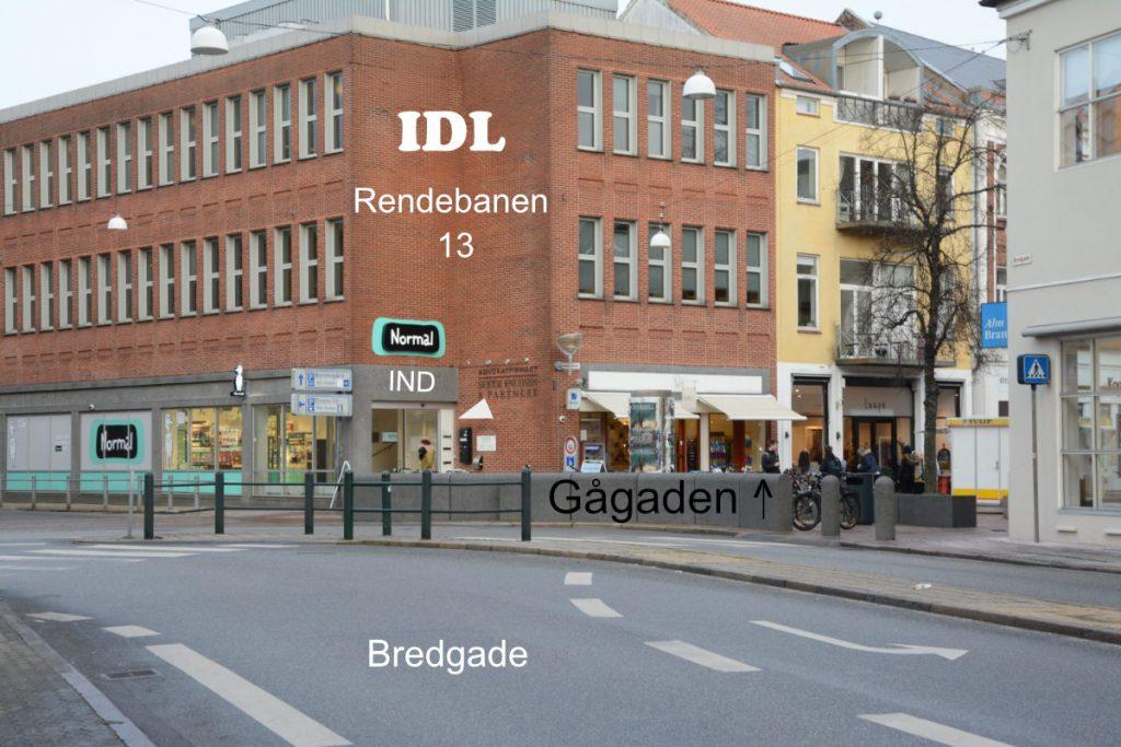 IDL Rendebanen 13, Kolding