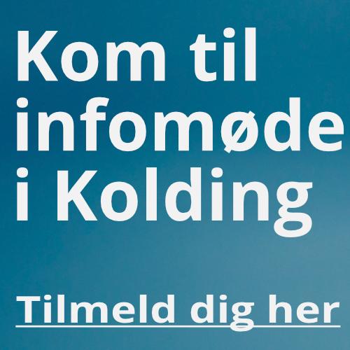 informationsmøde i Kolding