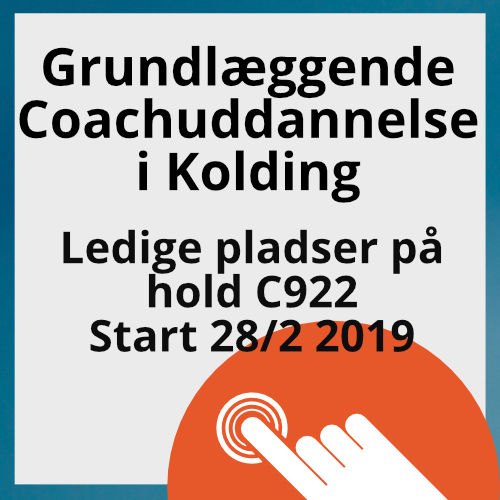 Dato coachuddannelse 2019