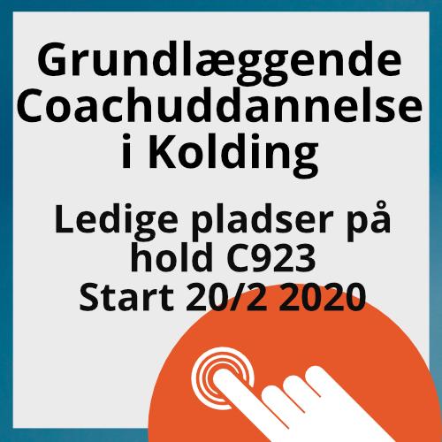 Coachuddannelse i Kolding